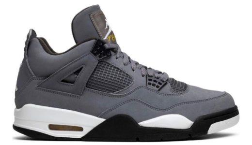【Nike】Air Jordan 4 Retro