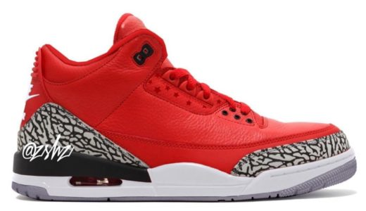 "【Nike】Air Jordan 3 Retro SE ""Chicago All-Star ""が2020年2月15日に発売予定"