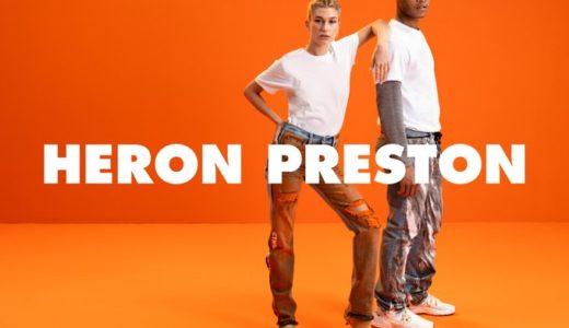 【HERON PRESTON × Levi's®︎】コラボジーンズが5月20日〜5月25日に限定販売