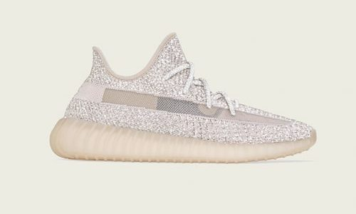 "【adidas】YEEZY BOOST 350 V2 ""SYNTH REFLECTIVE""が6月20日/7月22日に発売予定"