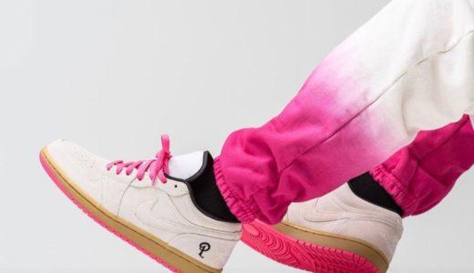 【Politics × Nike】504足限定!珠玉のAir Jordan 1 Lowが5月10日に発売予定