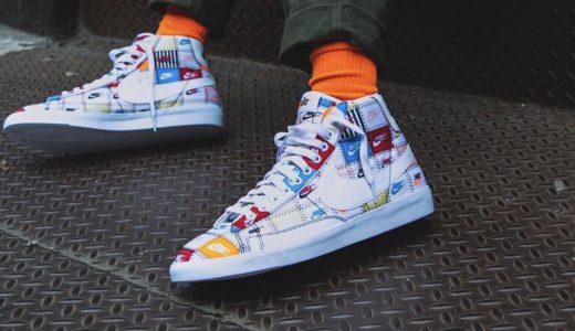 【Nike】Blazer High