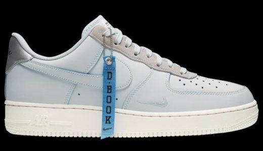 【Devin Booker × Nike】NBA選手とのコラボAir Force 1 Lowが6月8日に発売予定