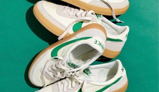 """【J.Crew × Nike】Killshot """"Sail Green""""が5月15日(現地時間)に発売予定"""