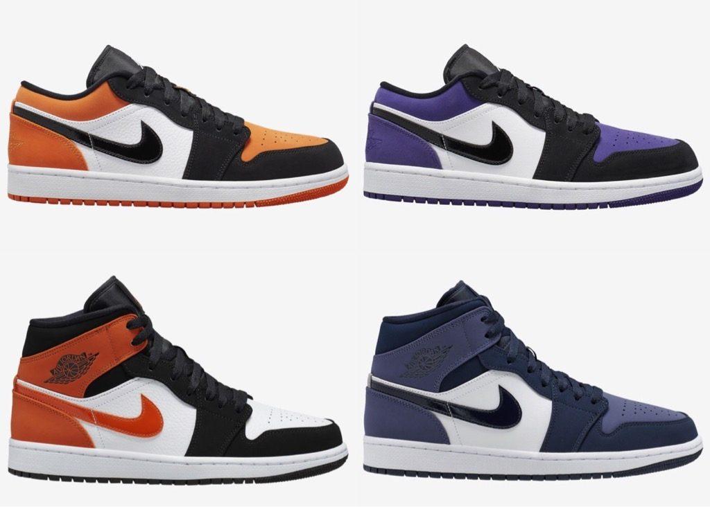 24d1d04fd43b15 Nike 名作カラーを彷彿とさせるAir Jordan 1 Low Midが近日発売予定 ...