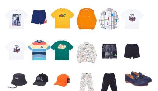 【PALACE SKATEBOARDS】2019年夏コレクション WEEK1が5月4日(土)に発売予定 全商品一覧
