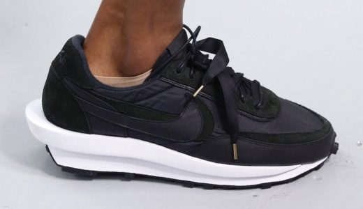 【Sacai × Nike】2020SS 新型LDWaffleがお披露目