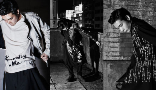 【Yohji Yamamoto】新ライン「BLACK Scandal Yohji Yamamoto」が6月5日より発売予定