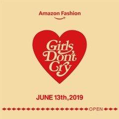 "【Girls Don't Cry】meets Amazon Fashion ""AT TOKYO"" 6月13日に再販売予定"