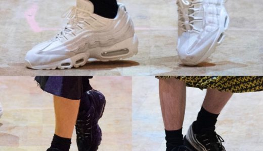 【COMME des GARCONS HOMME PLUS × Nike】2020SS コラボAir Max 95が初お披露目