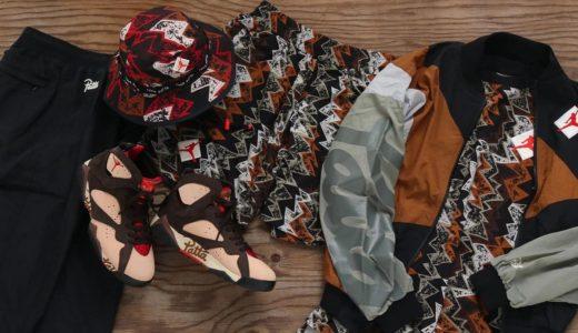 【Patta × Nike】Air Jordan 7 Retro OG SPが国内6月15日に発売予定
