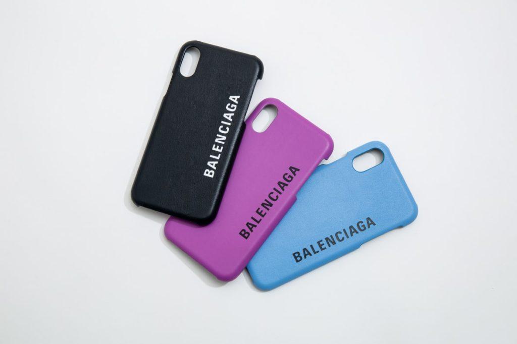 online store ad33f a73ca BALENCIAGA】ブランド初となるiPhoneケースが7月上旬に発売予定 ...