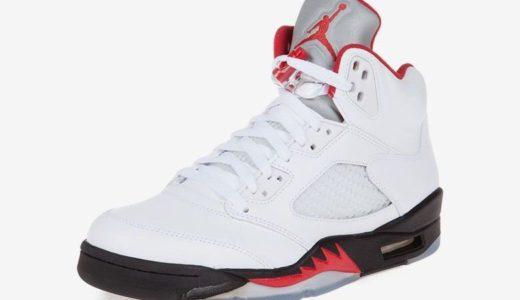 【Nike】Air Jordan 5 Retro OG