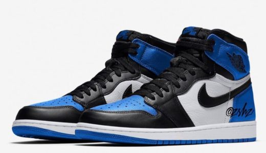 "【Nike】Air Jordan 1 Retro High OG ""新Game Royal""が2020年春に発売予定"