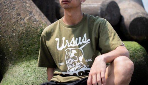 【A BATHING APE®】10周年を迎える「URSUS BAPE」から最新Tシャツが7月13日に発売予定