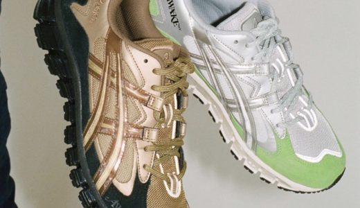 【Awake NY × ASICS TIGER】GEL-KAYANO®︎ 5 360が国内7月12日に発売予定