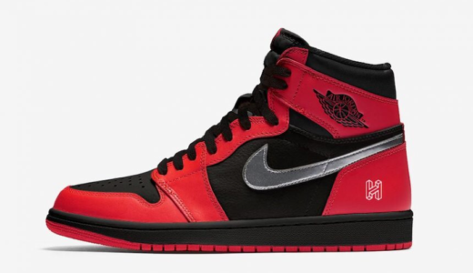"【Nike】Air Jordan 1 Retro High OG ""Black Gym Red Metallic Silver""が2020年1月に発売予定"