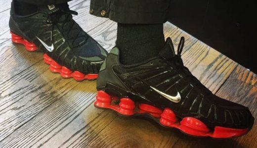 【Nike × Skepta】Shox TLが9月5日に発売予定