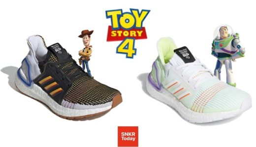 【adidas × TOY STORY 4】ULTRA BOOST 19が国内7月5日に発売予定