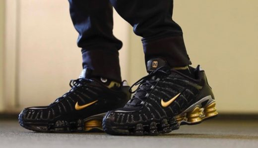 【Neymar Jr × Nike】コラボスニーカー SHOX TLが国内7月13日に発売予定