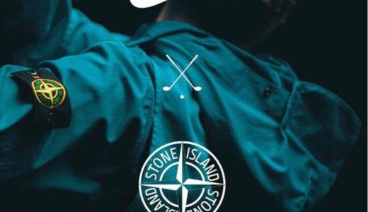 【Nike × Stone Island】Golf Collectionが7月25日に発売予定