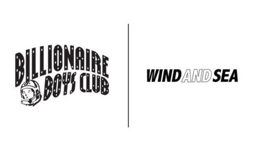 【BILLONAIRE BOYS CLUB × WIND AND SEA】全5型のコラボTシャツが7月27日に発売予定