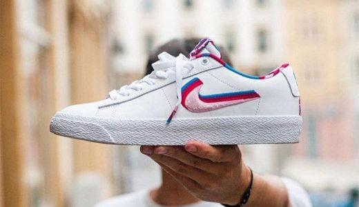【Piet Parra × Nike SB 】コラボBlazer Lowが7月26日/7月27日に発売予定