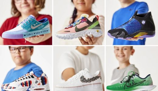 【Nike】「Doernbecher Freestyle Collection 2019」が12月7日に発売予定