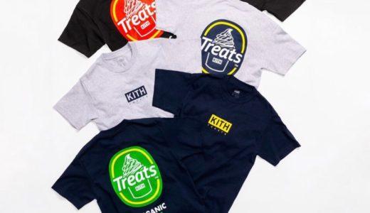 【Kith Treats】最新グラフィックTシャツが国内8月25日に発売予定