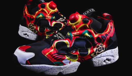 【400ML × Reebok】Instapump Fury 3AM