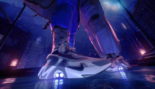 【Nike】スマホで調節可能な近未来型スニーカーAdapt Huaracheが国内9月13日に発売予定