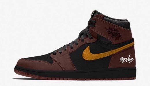 "【Nike】Air Jordan 1 Retro High OG ""Baroque Brown""が2020年7月に発売予定"