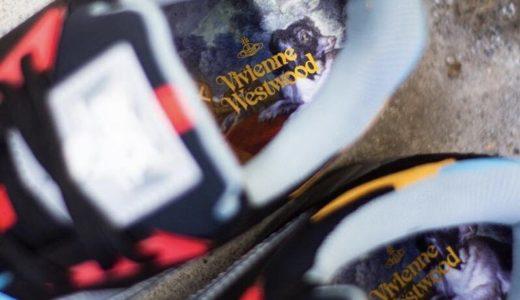 【Vivienne Westwood × ASICS TIGER】Gel-DS Trainer OGが8月17日に発売予定