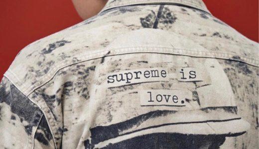【Supreme】2019FWコレクションのティーザー画像が公開