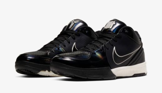 【Nike × UNDEFEATED】Kobe 4 Protro