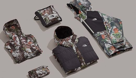 """【The North Face】 """"Strider Print"""" Collectionが発売"""