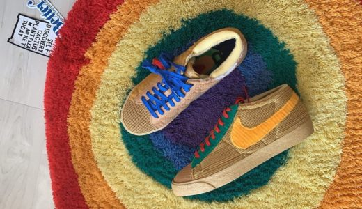 【CPFM × Nike By You】カスタマイズ可能なBlazer Mid Sponge By Youが国内8月28日に発売予定
