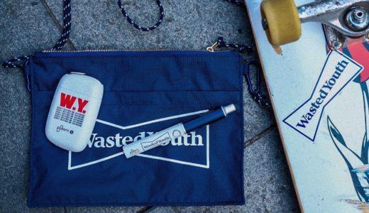 【Wasted Youth × Ploom TECH】VERDYが手がけるコラボアイテムが8月24日/8月25日に発売予定