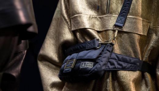 【FENDI × PORTER】最新コラボレーションバッグが9月2日に発売予定