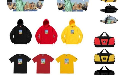 "【Supreme × The North Face】2019FWにて新コラボ ""Statue Series""が発売予定か"