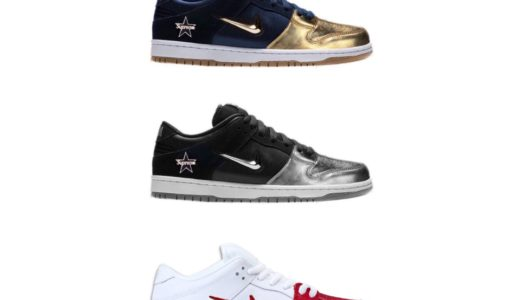 【Supreme × Nike SB】コラボ Dunk Lowが2019FW Week2にて発売予定