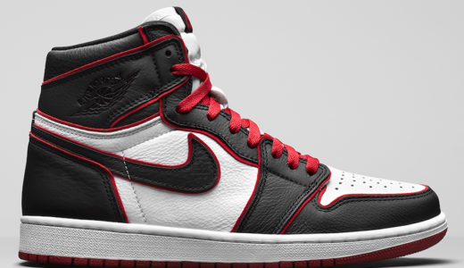 "【Nike】Air Jordan 1 High OG ""Bloodline""が11月29日に発売予定"