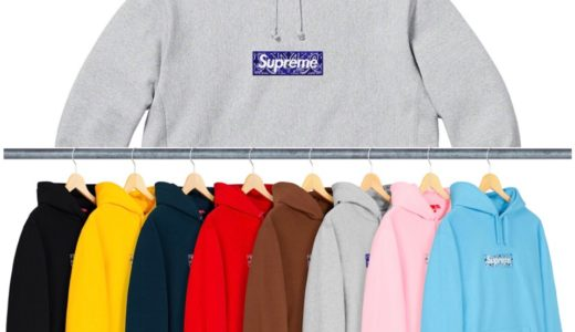 【Supreme】2019FWシーズンに発売予定のアイテムPreview一覧が公開