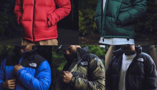 【The North Face】2019FW 最新Nuptse Jacketが9月30日に発売予定
