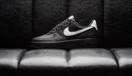 "【Nike】Air Force 1 Low Retro QS ""Black/White""が国内9月28日に発売予定"