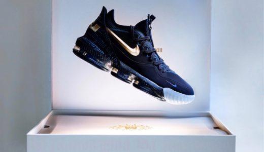 """【Nike × Titan】Lebron 16 Low """"Titan""""が10月5日/10月12日に発売予定"""