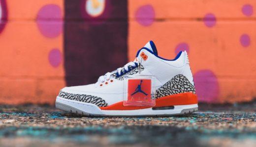 【Nike】Air Jordan 3 Retro