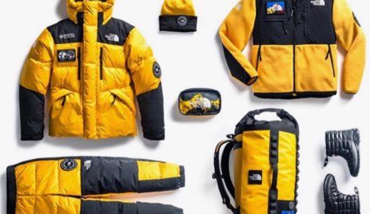 【The North Face】七大陸最高峰にインスパイアされた7 Summits Collectionが国内12月13日に発売予定