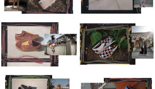 【Vans × Vivienne Westwood Anglomania】最新コラボコレクションが9月20日に発売予定