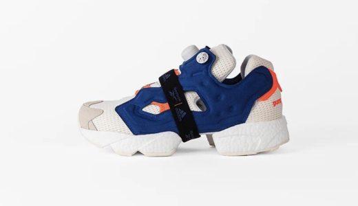 【Reebok × adidas】INSTAPUMP FURY BOOST™